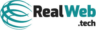 real web logo